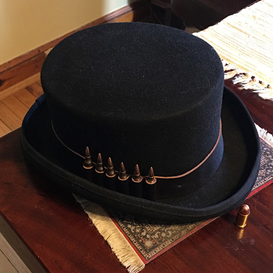 The Conner Top Hat, having nothing to do with Twitter
